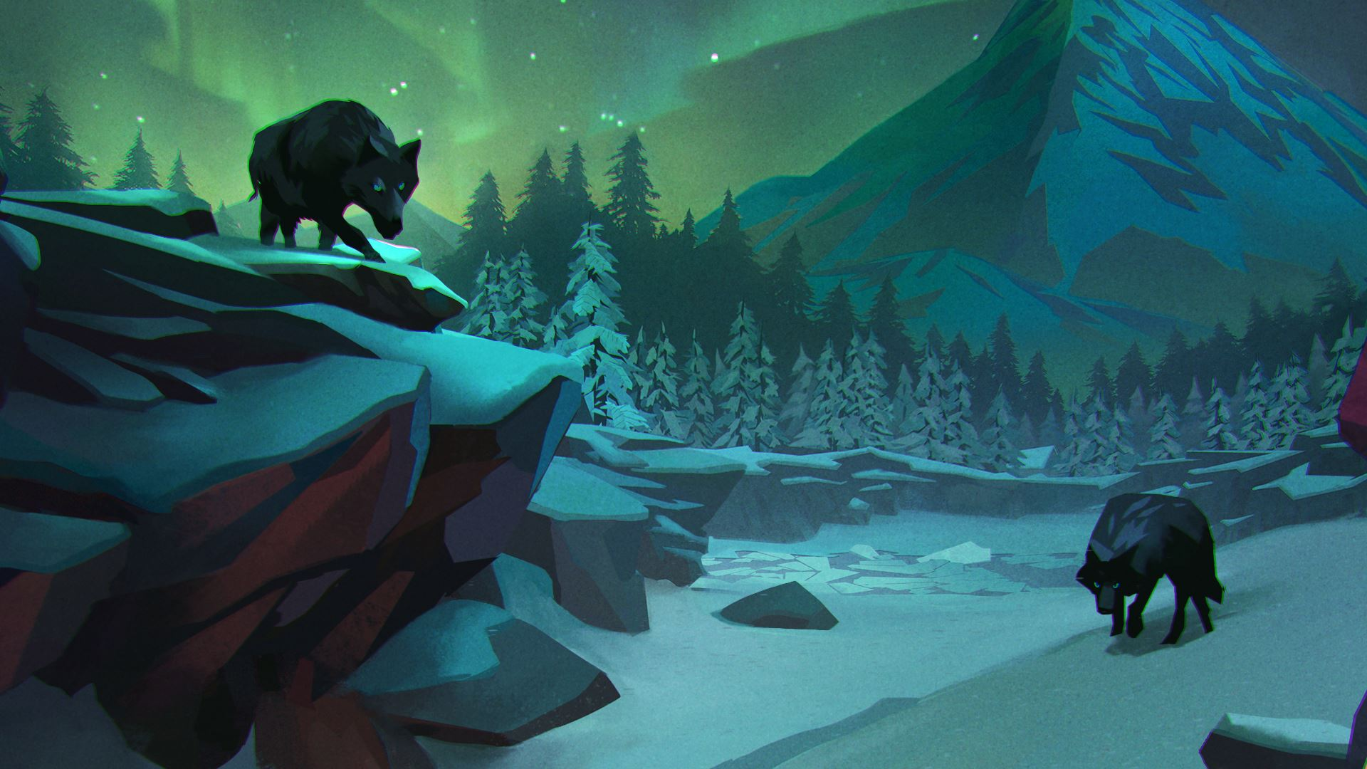 The Long Dark, Hinterland Studio PC Game Steam Early Access