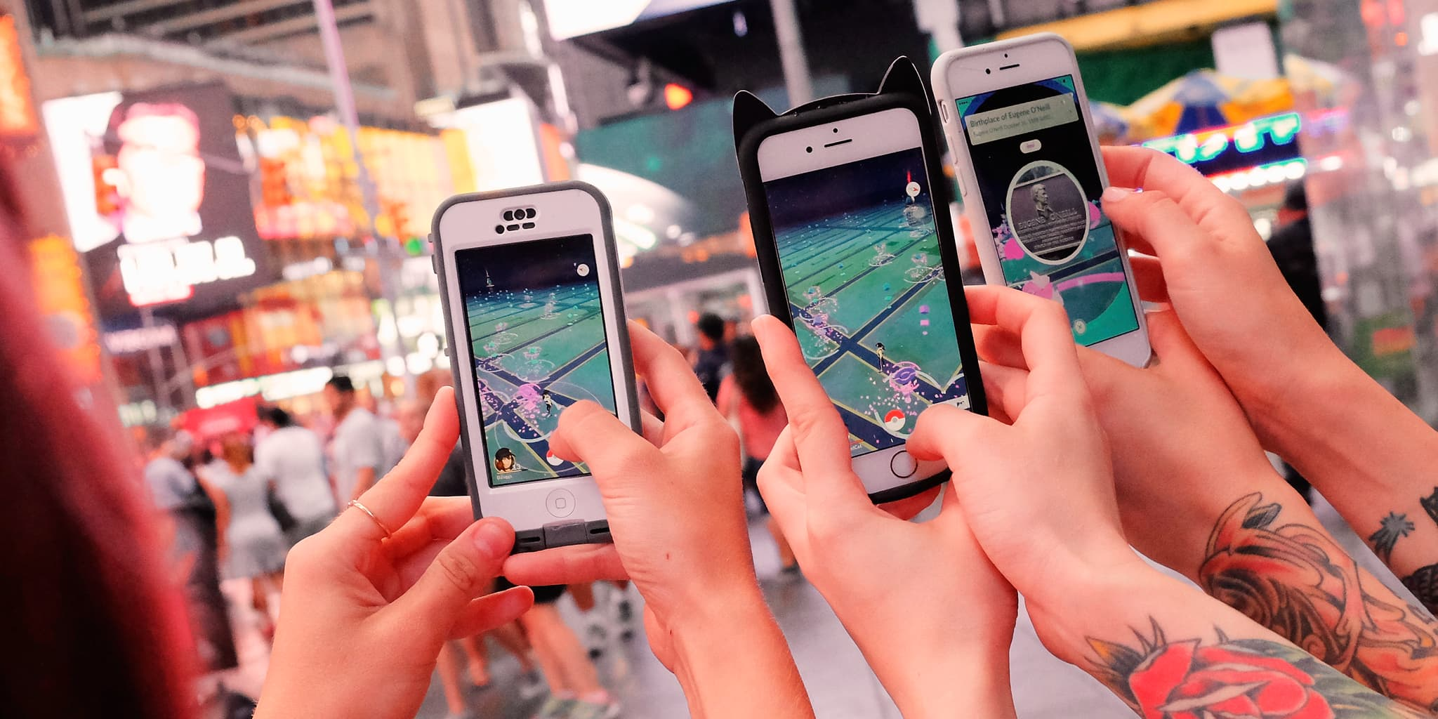 Pokémon GO Has Updated Its Tracking Feature
