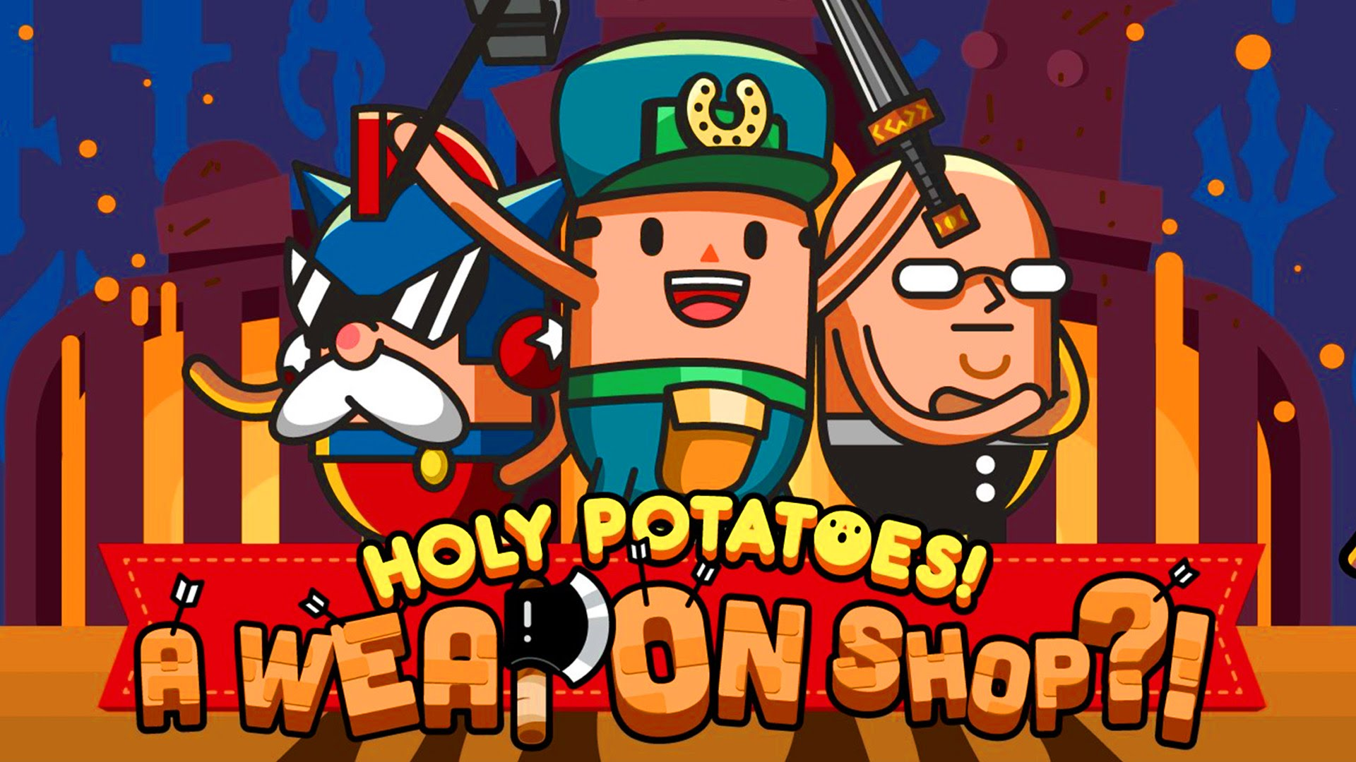 Review: Holy Potatoes! A Weapon Shop?! By Daylight Studios