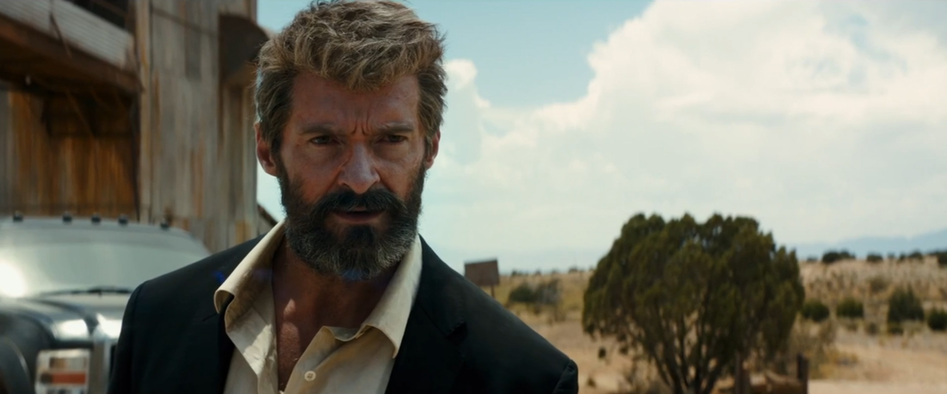 Top Badass Moments From The Logan Trailer