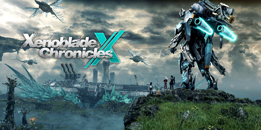 Xenoblade Chronicles X By Monolith Soft
