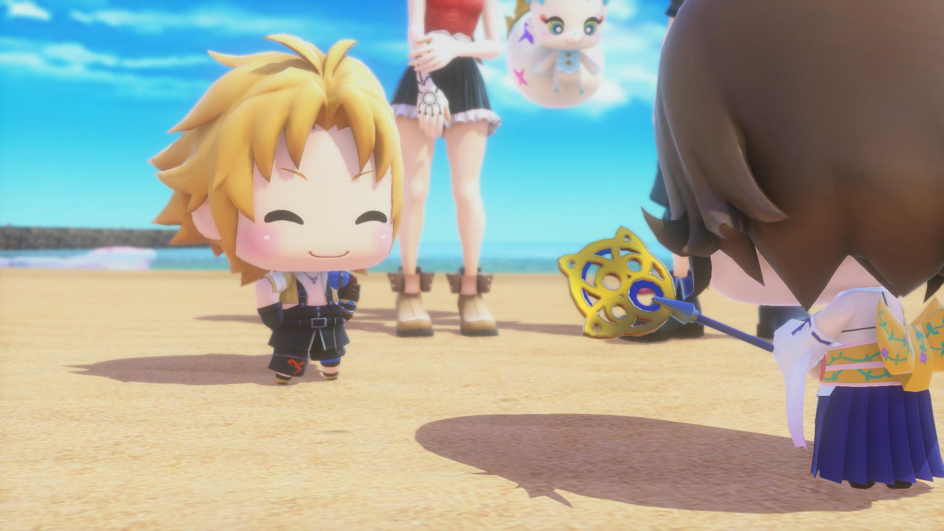 World Of Final Fantasy Is A World Of Nostalgia   Unpause Asia