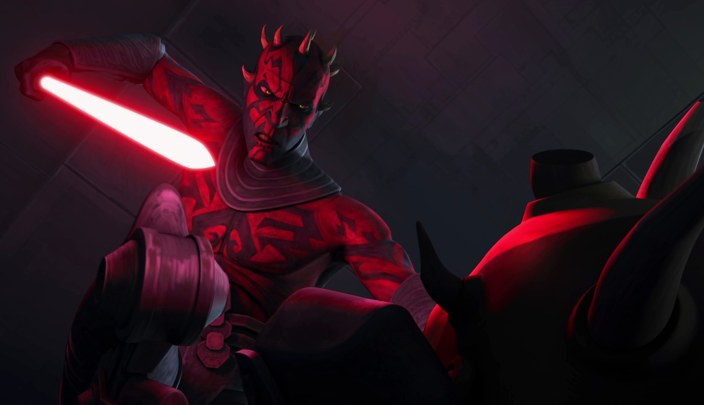 Second Chance for a Darth Maul Origin Story Game
