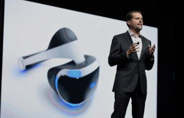 Andrew House Sony PlayStation CEO President Steps Down