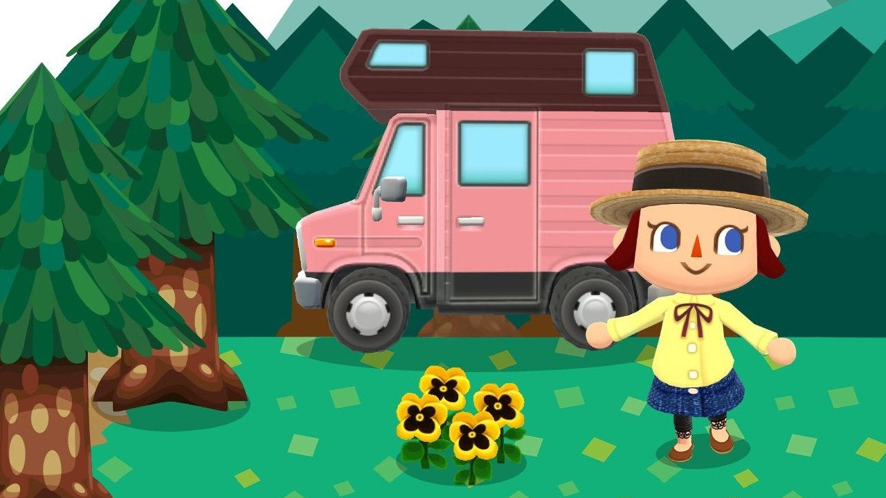 Animal Crossing Pocket Camp, Free to Play, Leaf Tickets, Mobile Game, iOS, Android