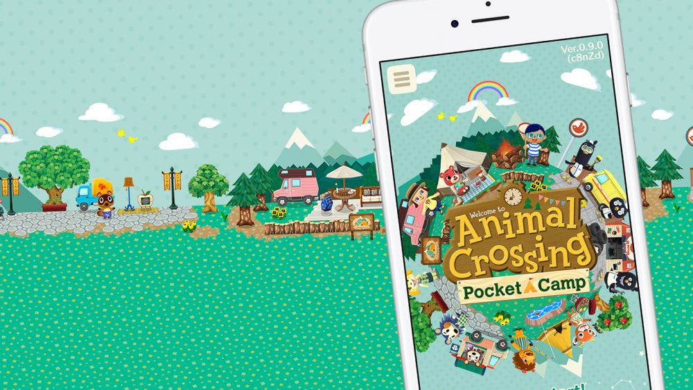 Animal Crossing Pocket Camp, Free to Play Mobile Game, iOS