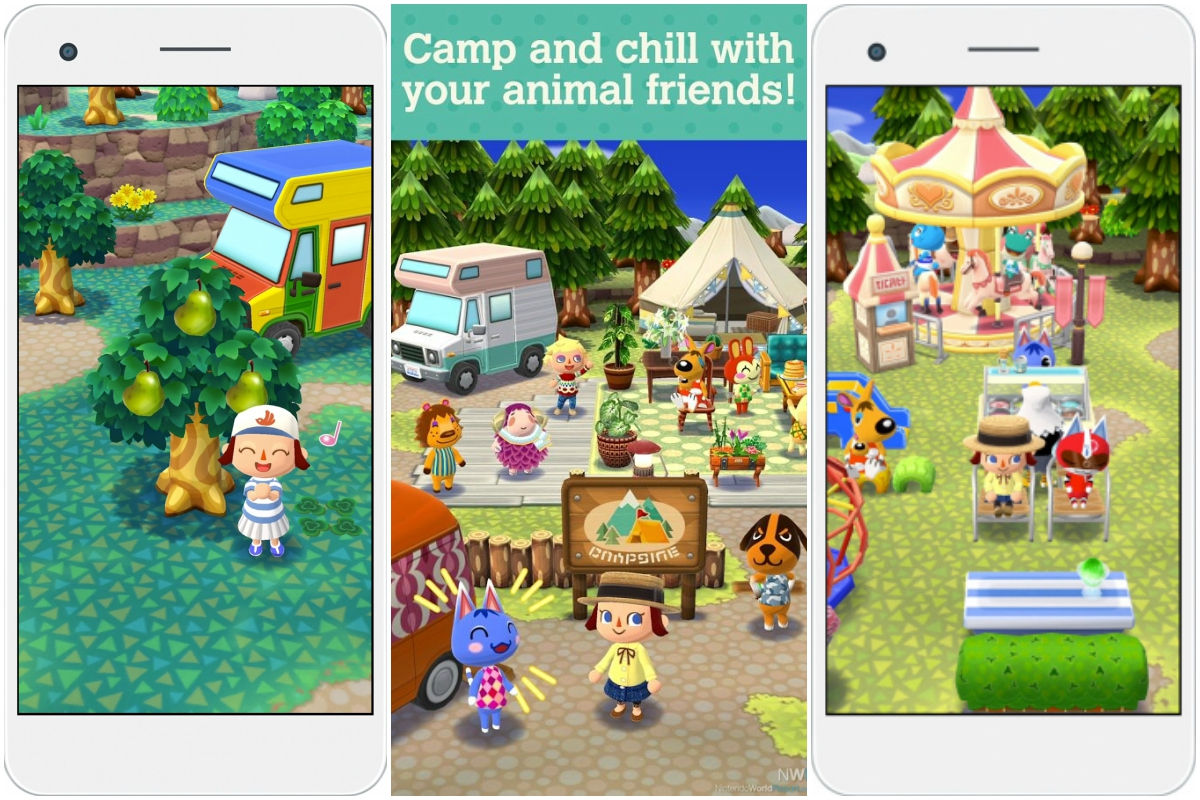 What to know before playing animal crossing pocket camp for Animal decoration games