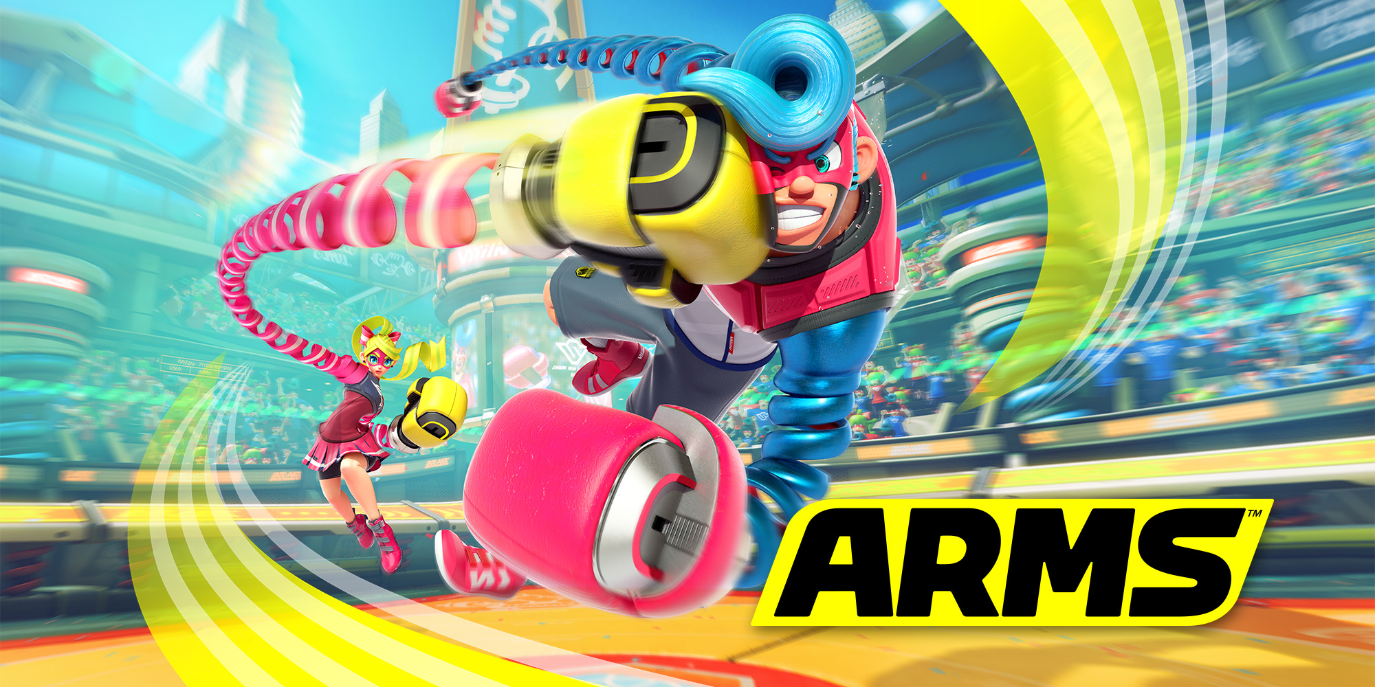 ARMS Lands A Solid Hit To The Nintendo Switch