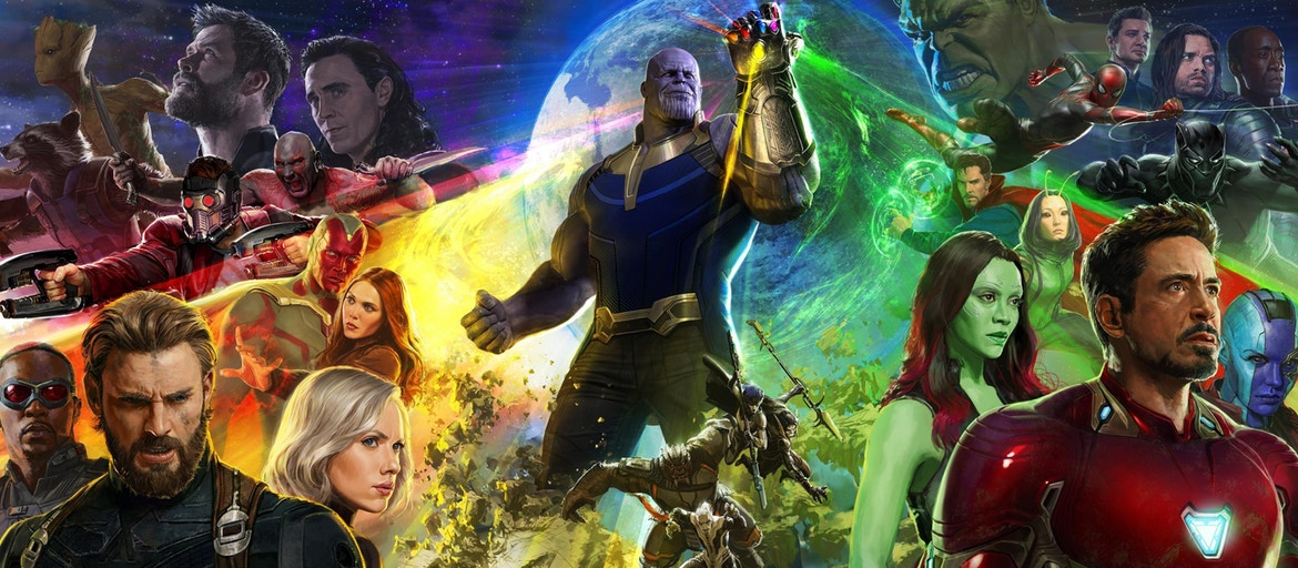 Avengers Infinity War, Marvel, Thanos, Infinity Stone, Gauntlet, Avengers, Guardians of the Galaxy, Thor, Doctor Strange, Spiderman