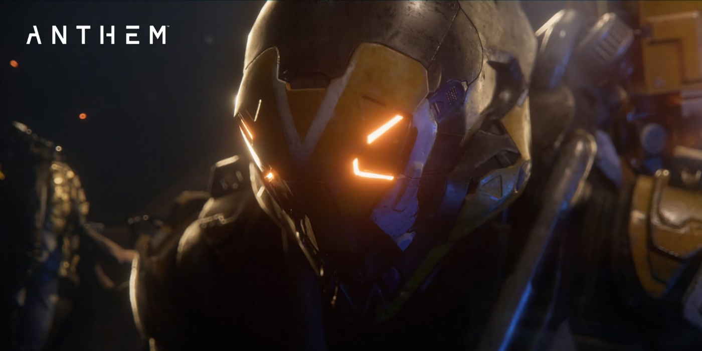 BioWare Anthem Xbox One X E3 2017 Gameplay Reveal