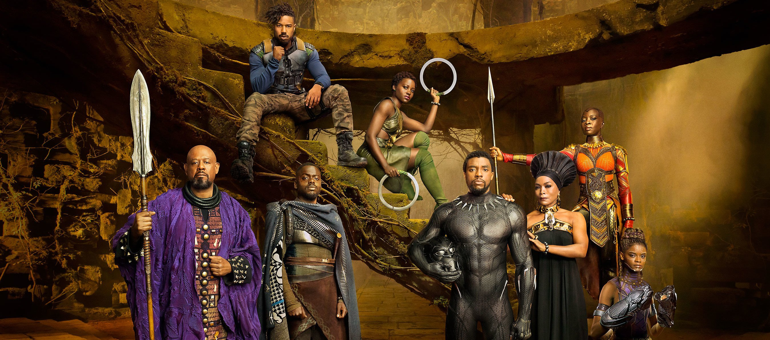 Black Panther, Marvel, Cast, T'Challa