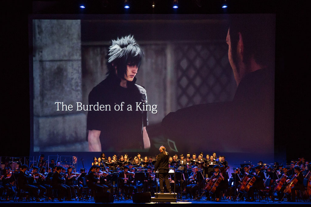 Distant Worlds Music From Final Fantasy Jiritsu, Ochestra, Music, FFXV