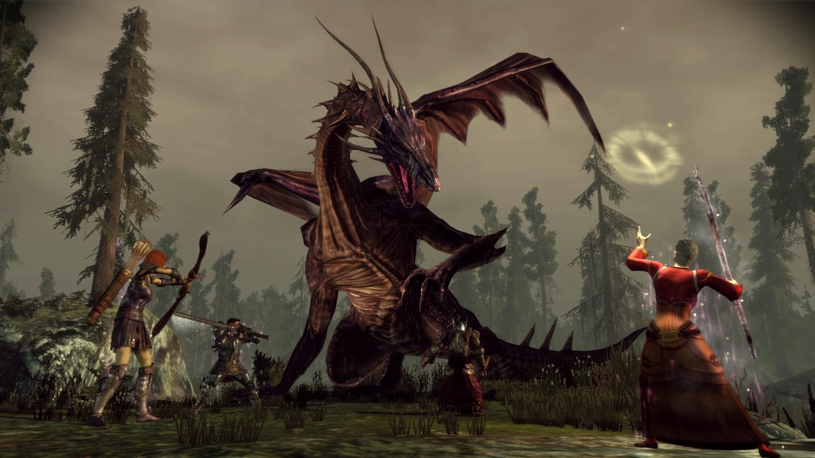 Dragon Age BioWare Sequel In Works