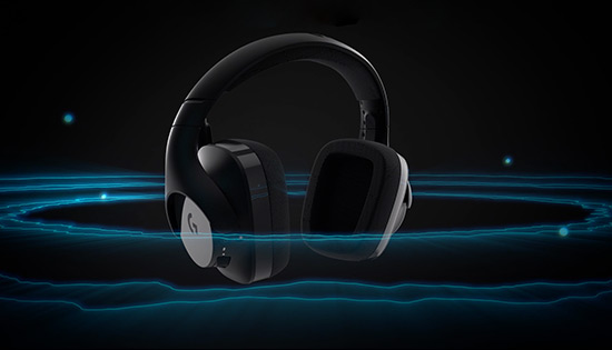 Gaming Headset Logitech