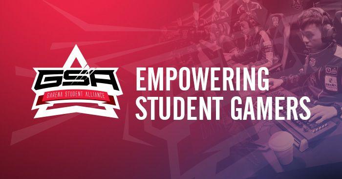 Garena Student Alliance, eSports, Embracing collegiate gaming