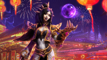 Heroes of the Storm, Lunar New Year Event, 2018