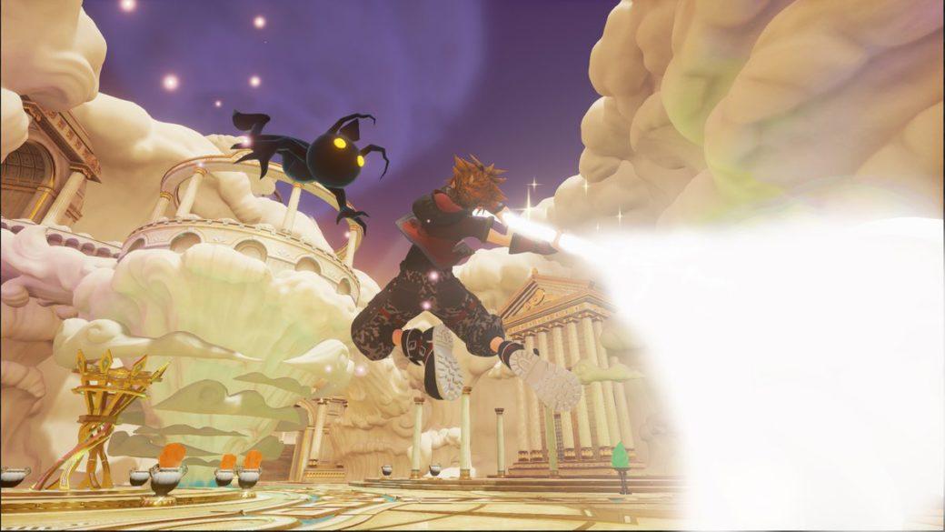 Kingdom Hearts 3, Square Enix, Nomura, Heartless, Keyblade, Sora, PS4