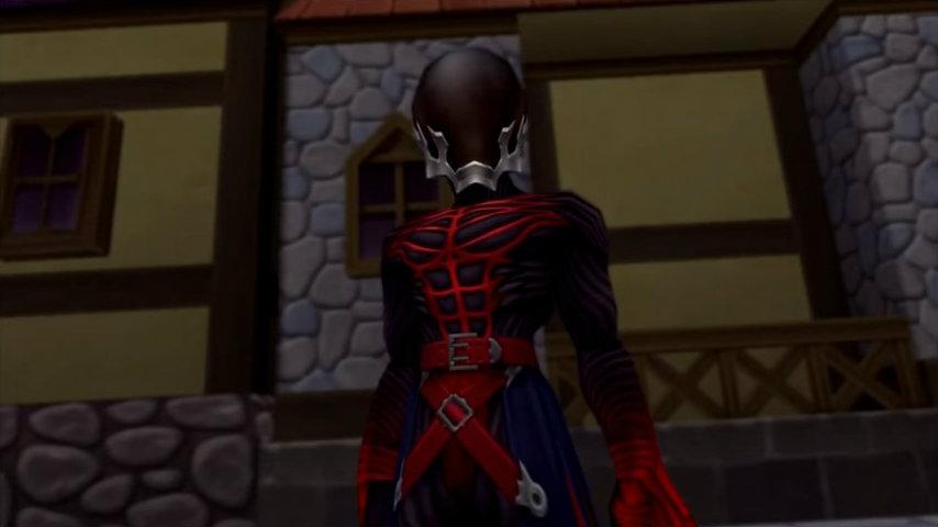 Kingdom Hearts Birth By Sleep, Vanitas Returns, Ventus, PS4