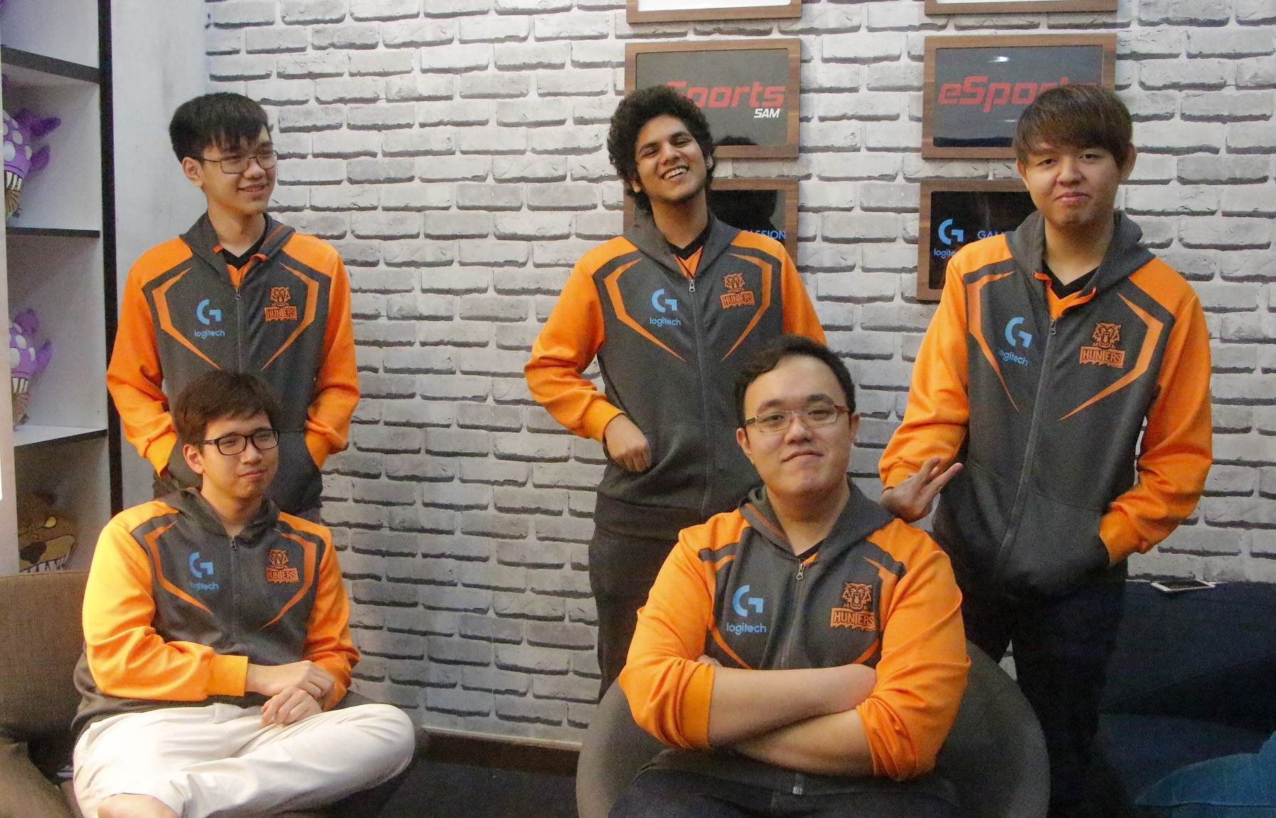 Interview With Local Professional e-Sports Team KL Hunters