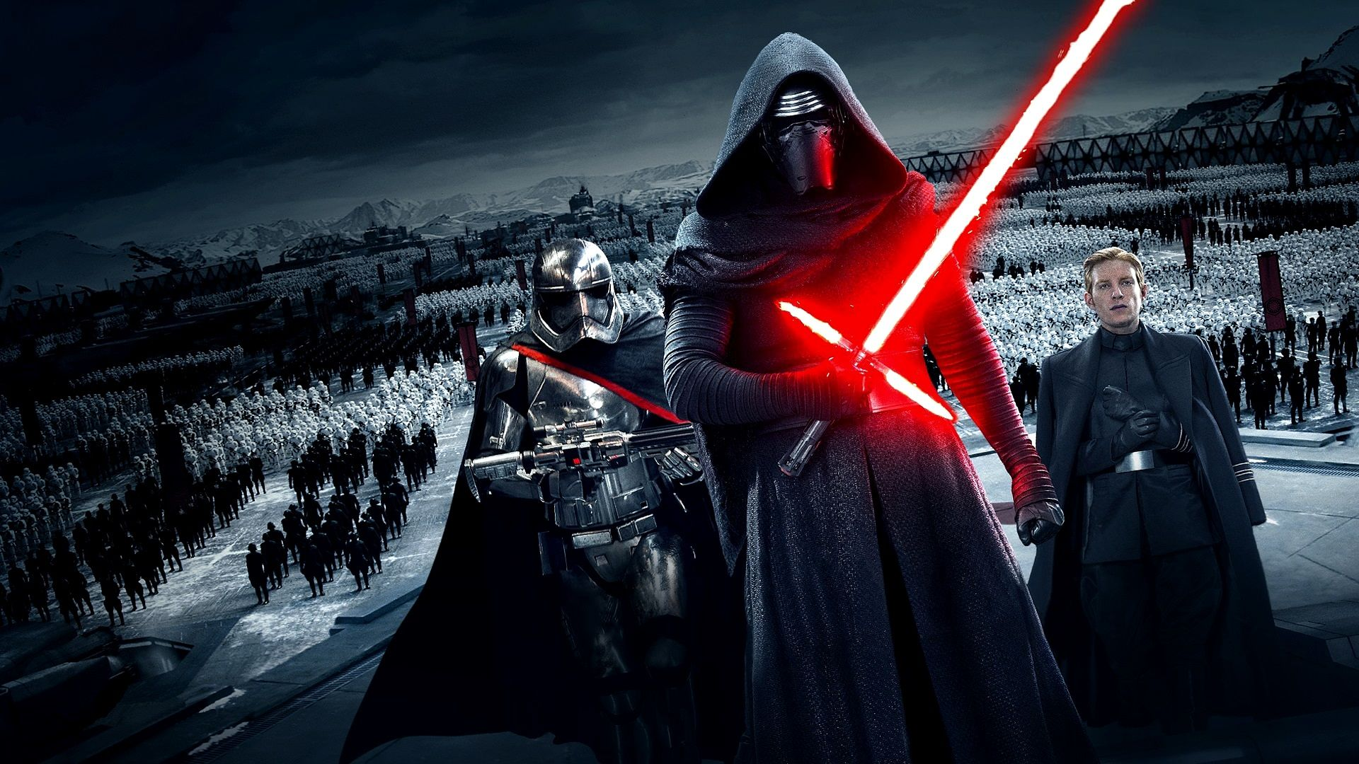 Kylo Ren Star Wars The Force Awakens The First Order