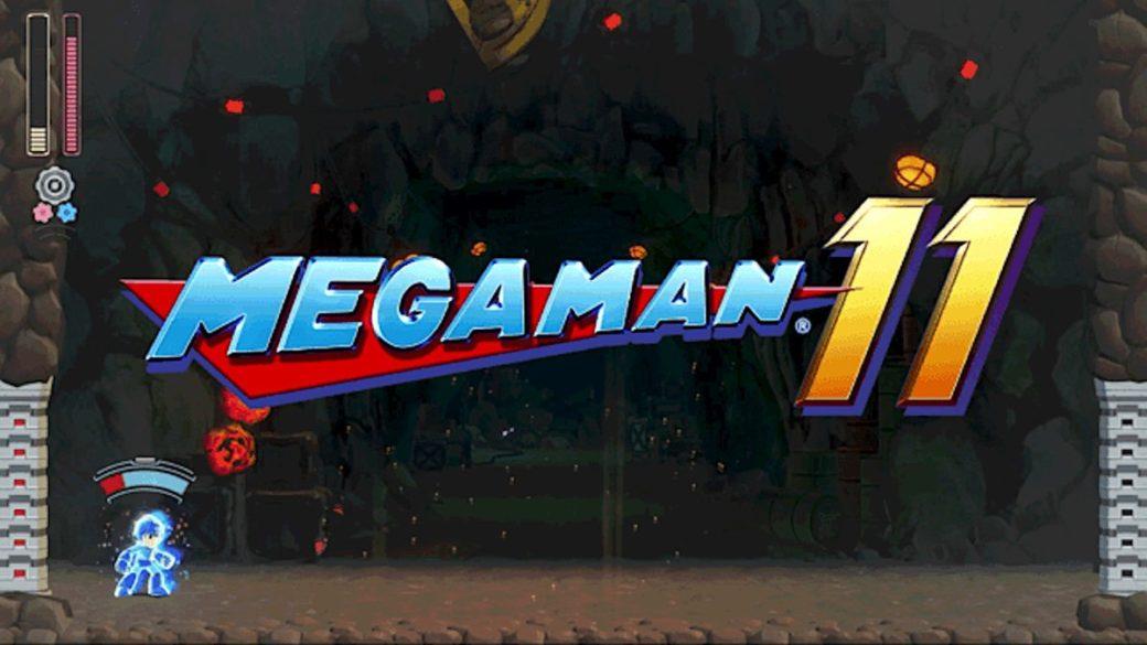 Mega Man 11, Capcom, Launching 2018, PS4, Xbox One, PC, Switch