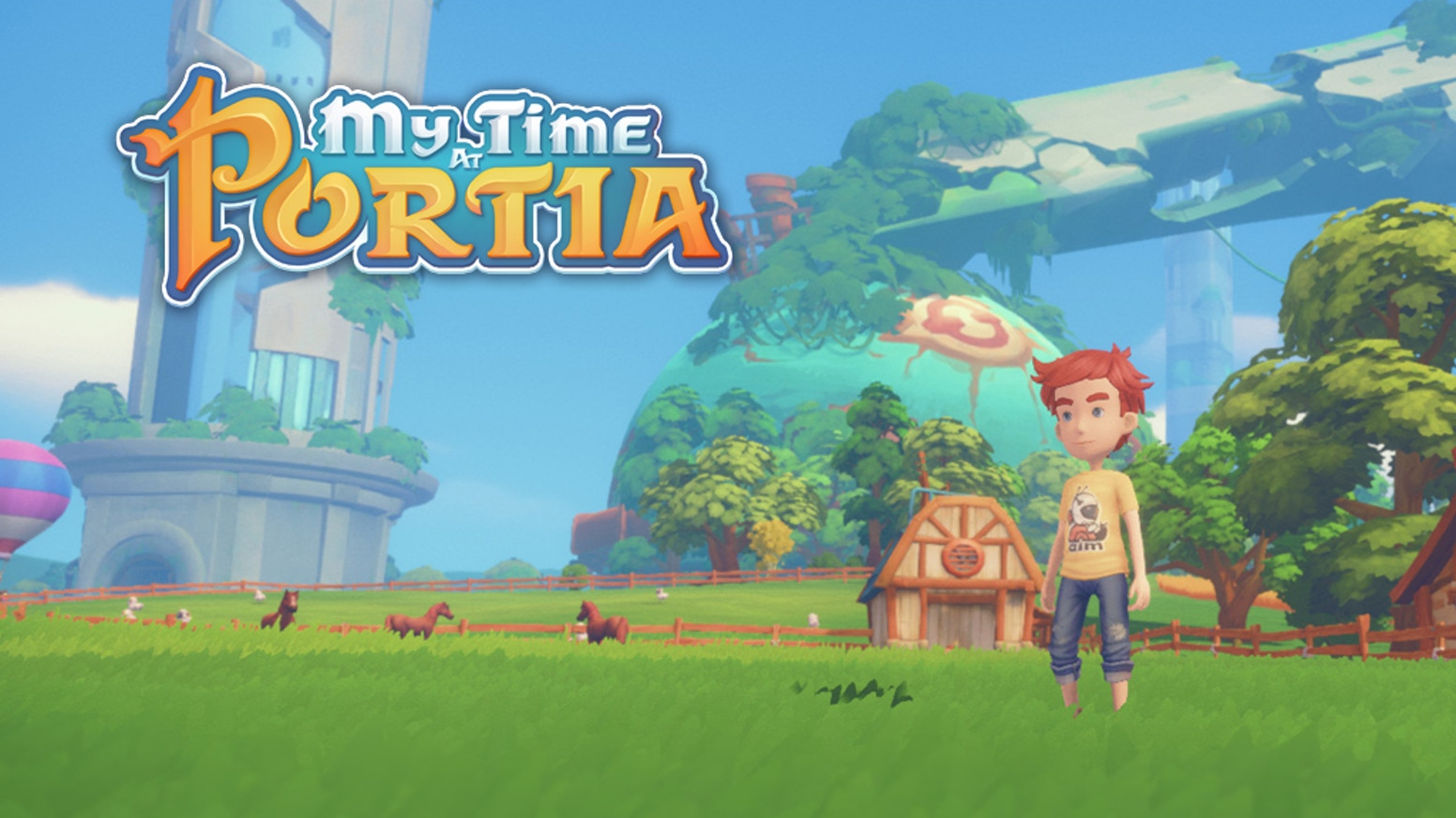 My Time At Portia, Indie Game, Farming Life Simulator, PC Game