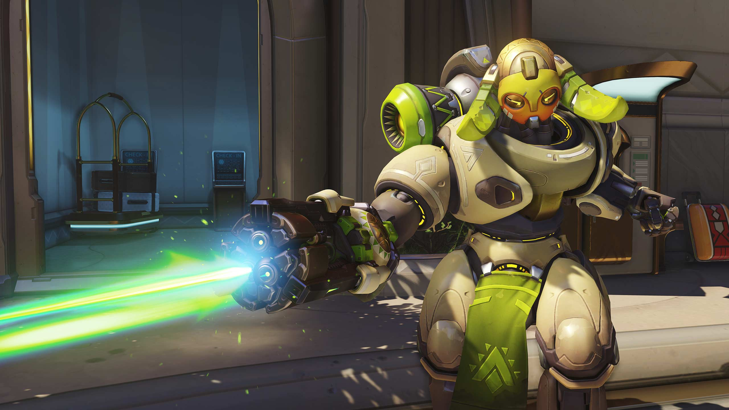 Everything You Need To Know About Overwatch's Orisa