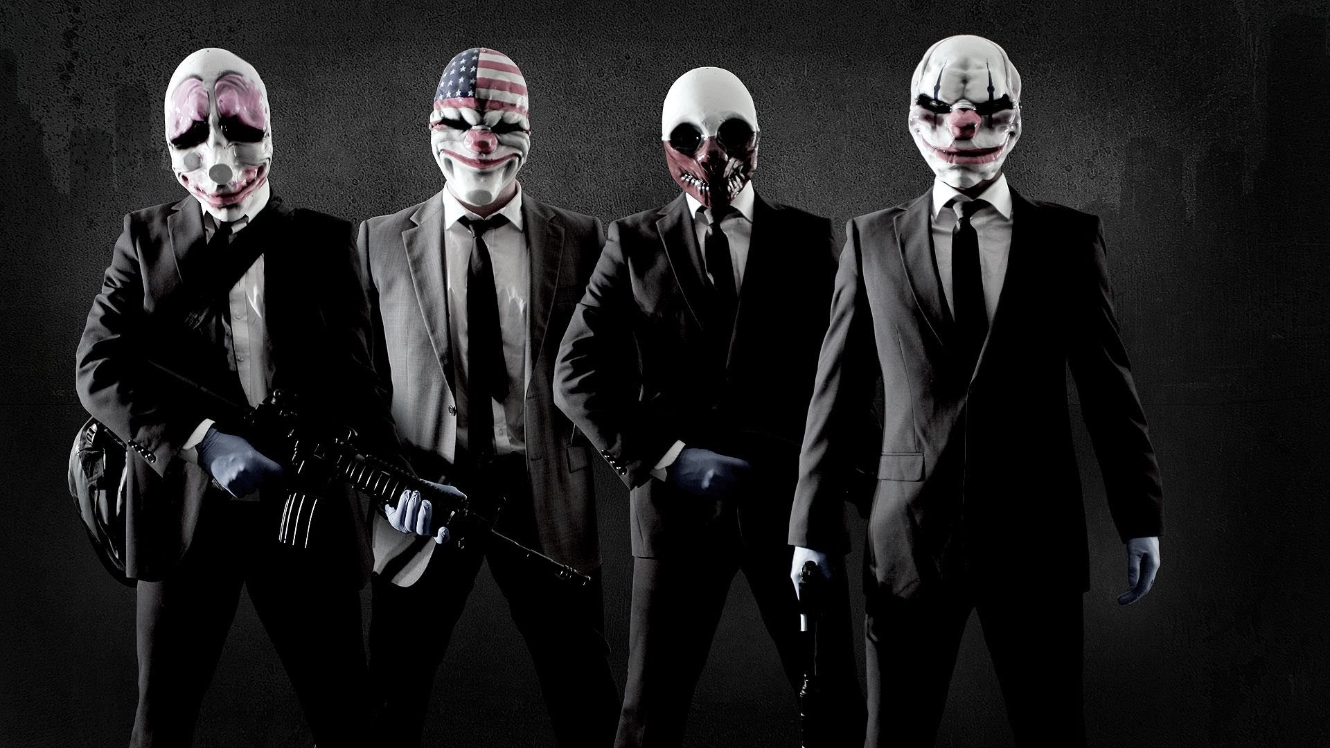 Payday 2 Is Getting A Free VR Mode