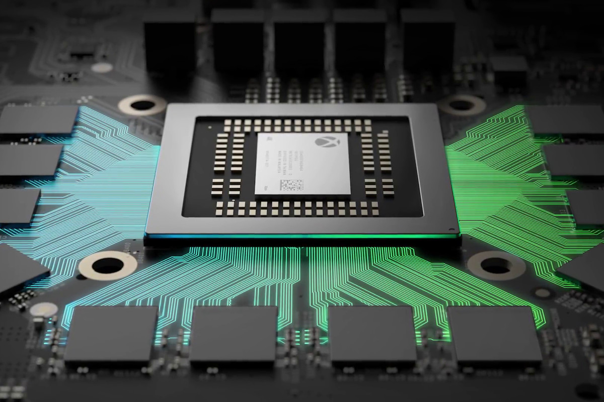 Project Scorpio's First Details Revealed
