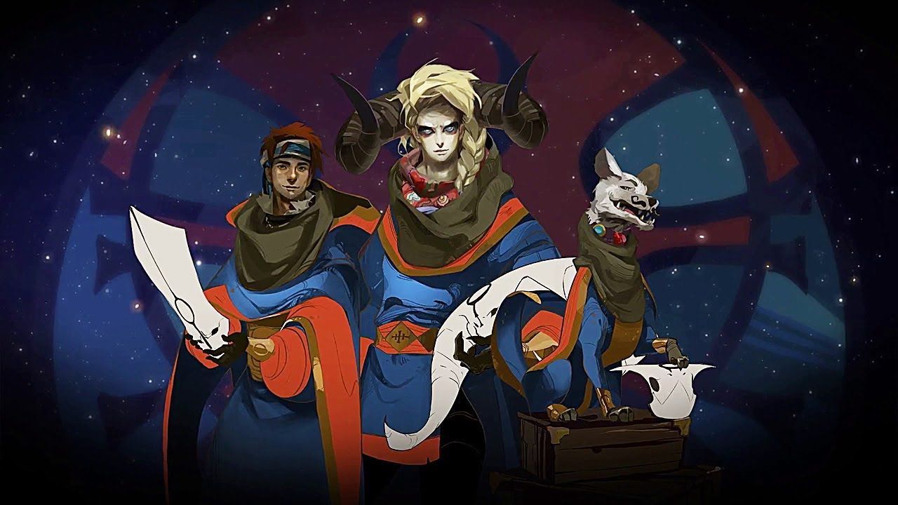 Pyre By Supergiant Games Splices Epic Fantasy With Sports