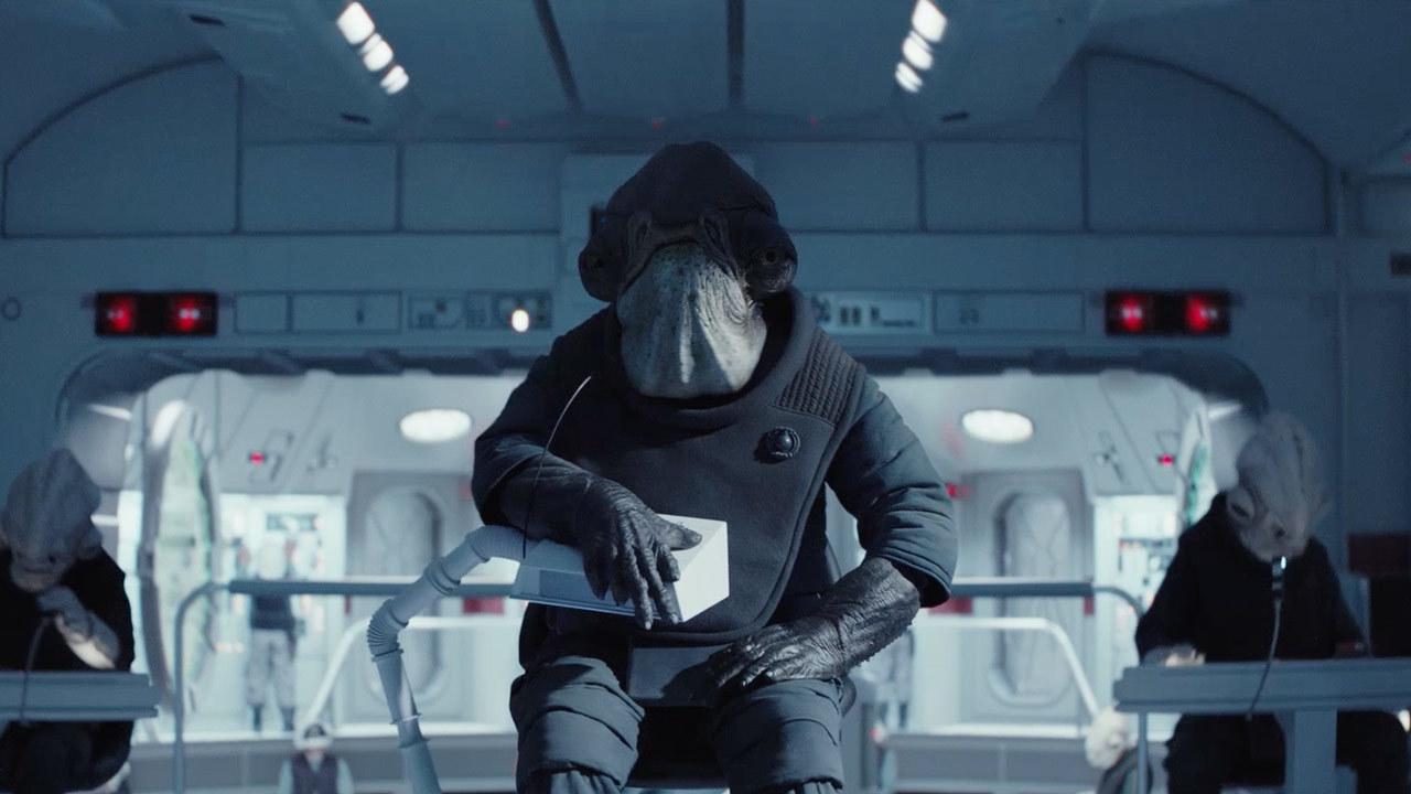 Star Wars Rogue One, The Last Jedi, Easter Egg, Raddus, Rebel Fleet