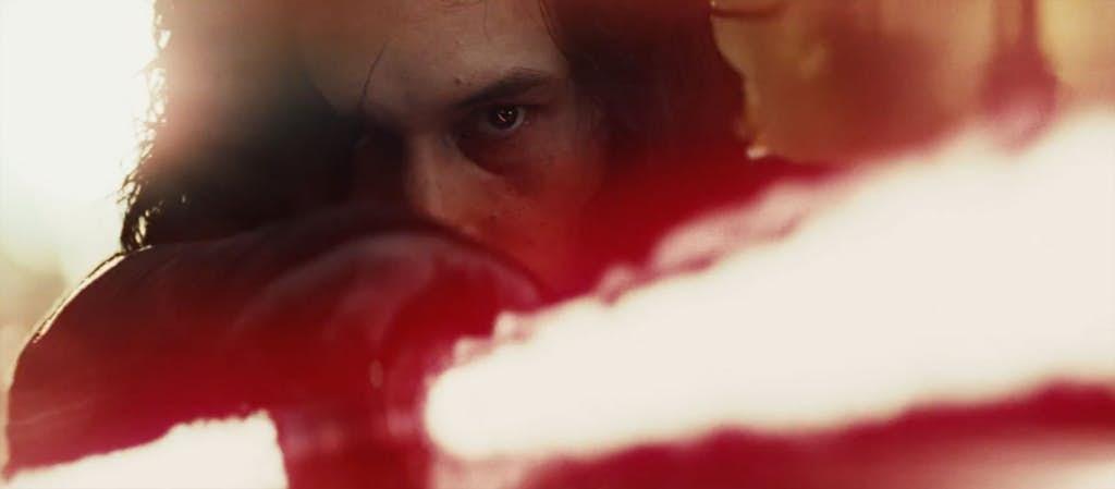 Star Wars The Last Jedi Teaser Trailer Kylo Ren Dark Side Rey Rematch