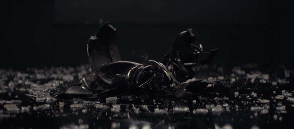 Star Wars The Last Jedi Teaser Trailer Kylo Ren Mark Dark Side