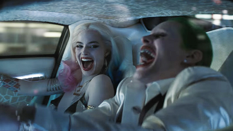Suicide Squad, Harley Quinn, The Joker, Romance, DC, DCU