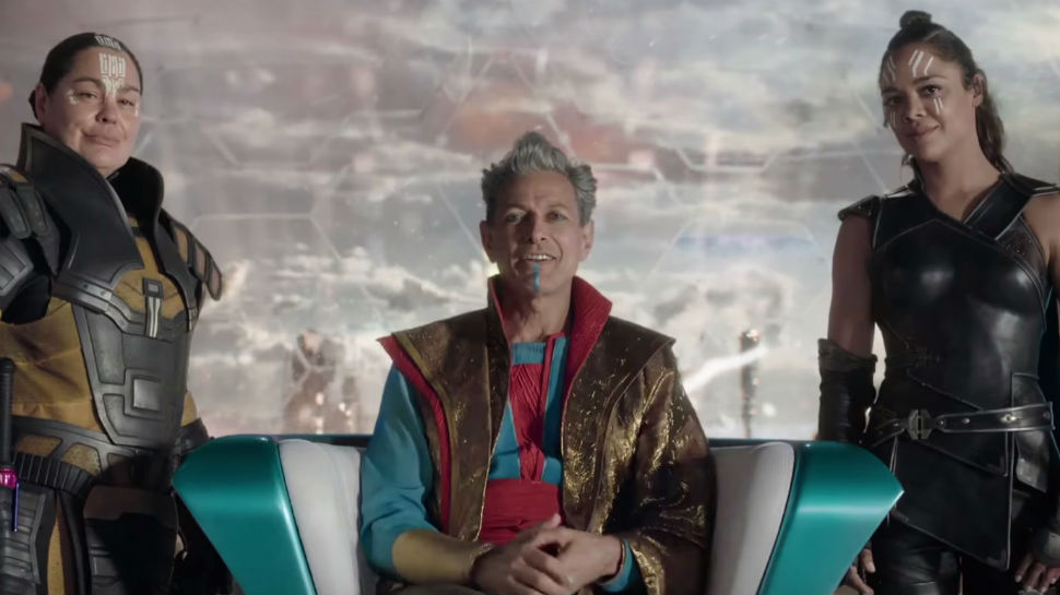Thor Ragnarok, End Credit Scene Explained Spoilers, The Grandmaster, Jeff Goldblum