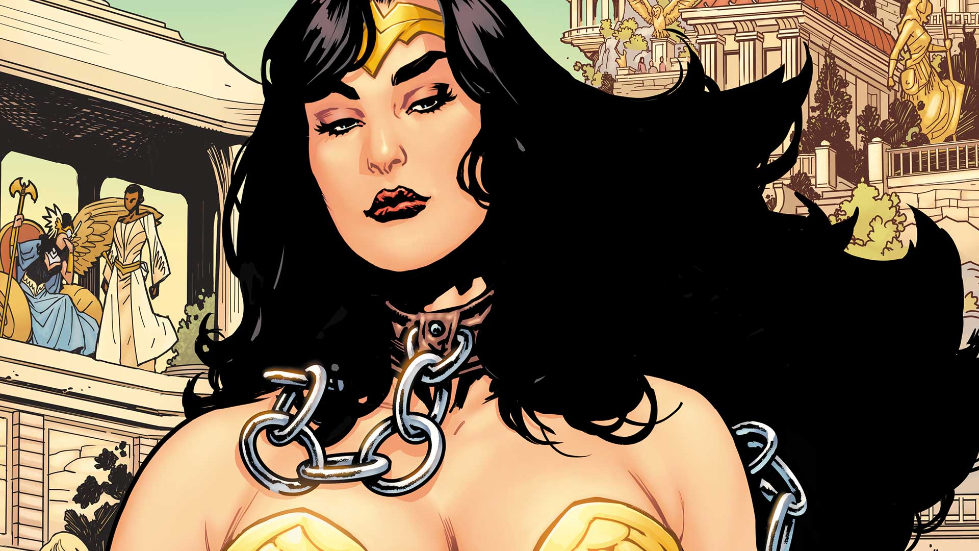 5 Wonder Woman Stories To Check Out Before The Movie