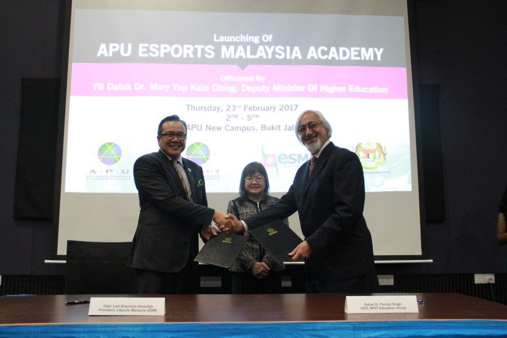 You Can Now Study In Malaysia To Become A Pro Gamer