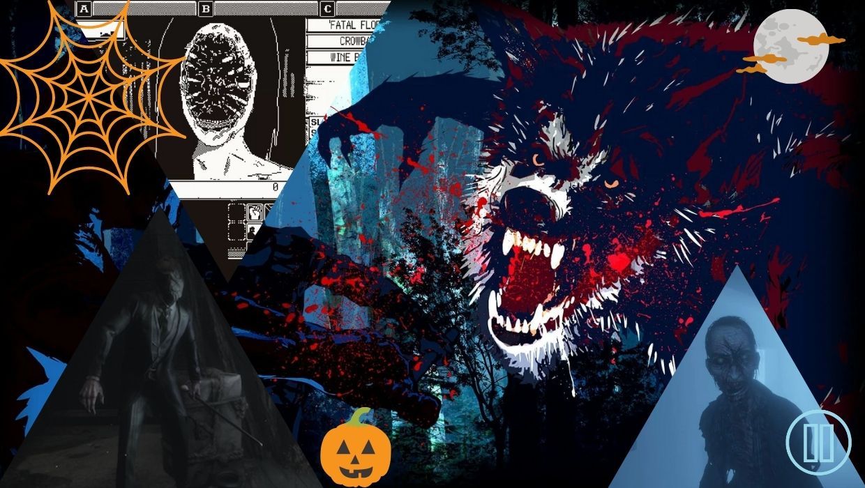 10 Games To Scare Yourself Silly With This Halloween 2020, Horror Game
