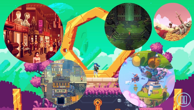 10 Gorgeous Upcoming Pixel Games