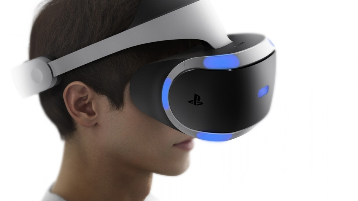 PlayStation VR Sony Virtual Reality PSVR