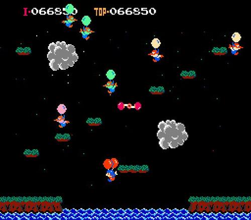 balloon-fight-nintendo-nes-nostalgia-console