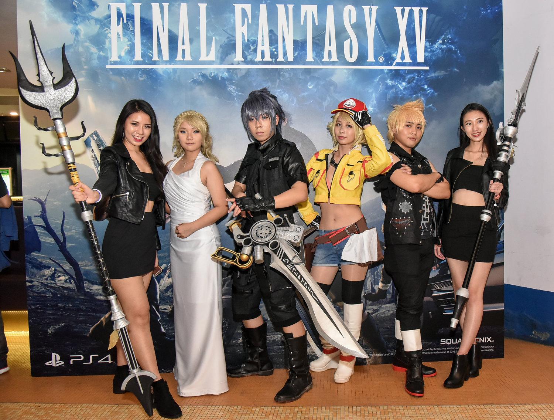 final-fantasy-xv-ffxv-cosplay-malaysia-launch-berjaya-times-square-gsc-maxx