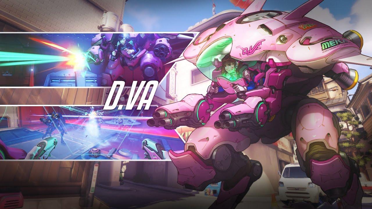 overwatch-dva-hero-moba-pvp-esports