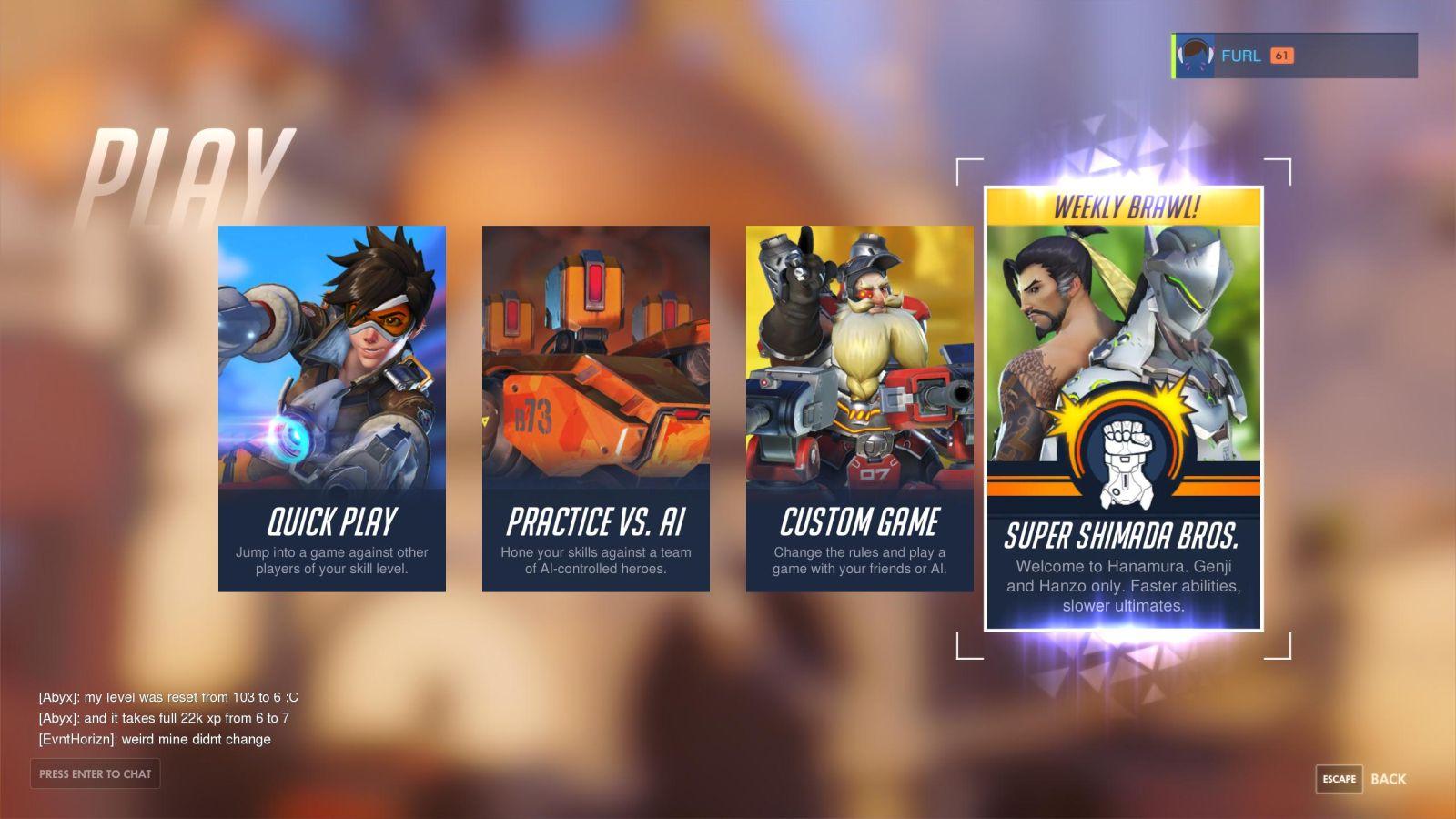 overwatch-game-modes-blizzcon-blizzard-esports-brawl-all-brawls-arcade-mode