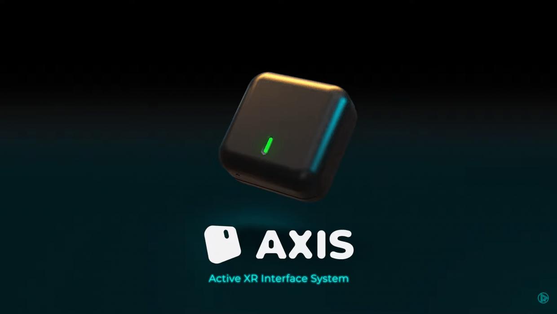 AXIS, Motion Control, VR, Virtual Reality, Singapore, Refract, Kickstarter