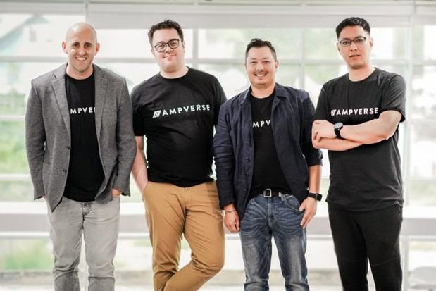 Ampverse, eSports, Southeast Asia, SEA, Funding, Media Company