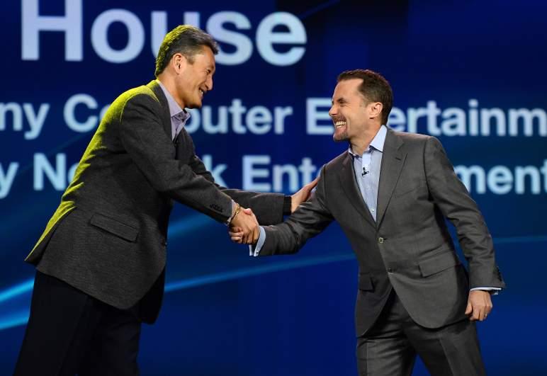 Andrew House Sony PlayStation CEO President Steps Down John Kodera