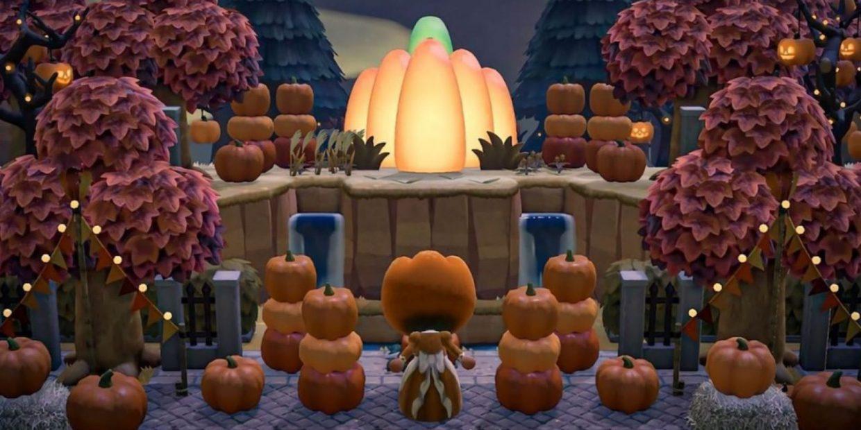 Animal Crossing Direct, New Horizons, Nintendo, Nintendo Switch, October 2021, Fall, November, Autumn, Winter