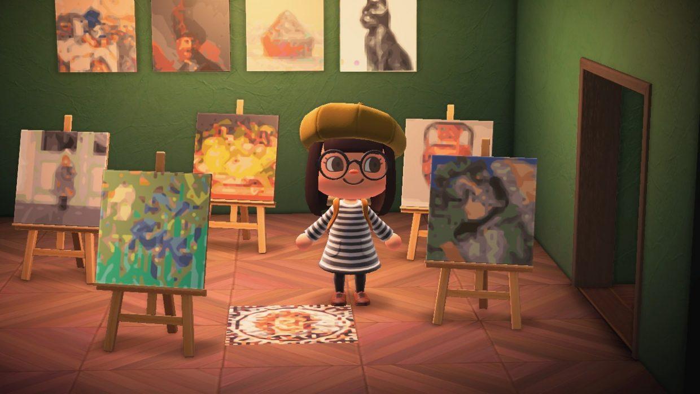 Animal Crossing New Horizons, Nintendo Switch, Nintendo, Upcomong Features, Datamine, Museum, Crazy Redd