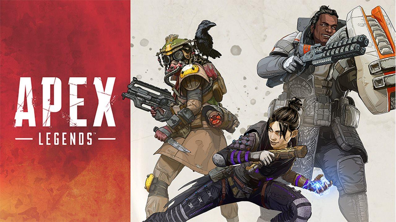 Apex Legends, Respawn Entertainment, Battle Royale